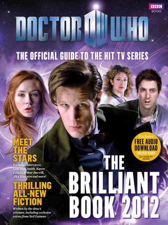 The Brilliant Book Of Doctor Who 2012 by
