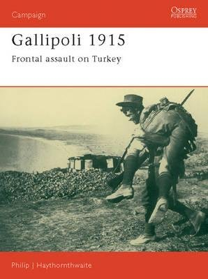 Gallipoli 1915 by