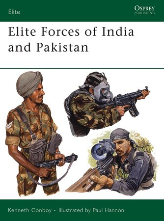 Elite Forces of India and Pakistan by