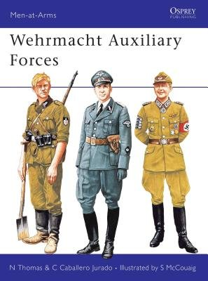 Wehrmacht Auxiliary Forces by