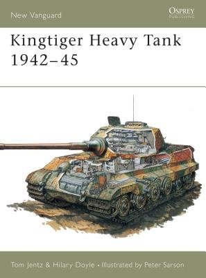 Kingtiger Heavy Tank 1942-45 by