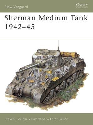 Sherman Medium Tank 1942-45 by