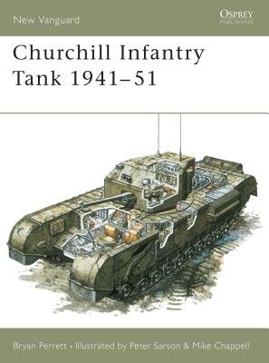Churchill Infantry Tank 1941-51 by