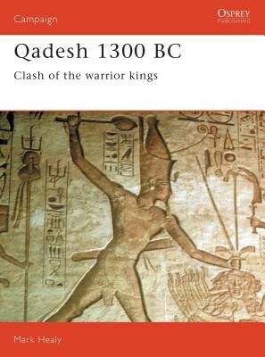 Qadesh 1300 BC by Mark Healy