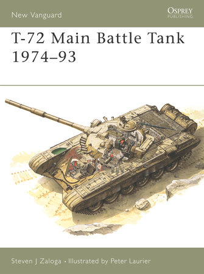 T-72 Main Battle Tank 1974-93 by