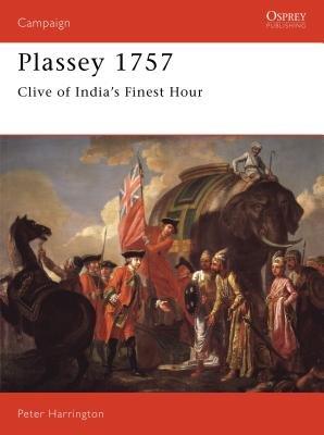 Plassey 1757 by Peter Harrington