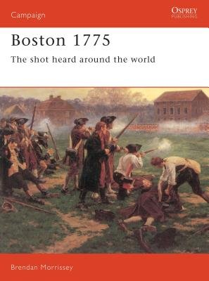 Boston 1775 by Brendan Morrissey