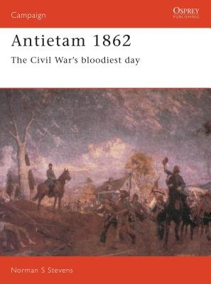 Antietam 1862 by Norman Stevens