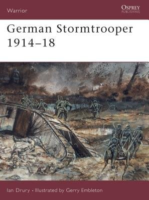 German Stormtrooper 1914-18 by