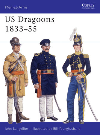 US Dragoons 1833-55 by
