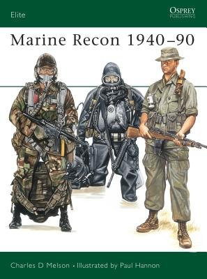 Marine Recon 1940-90 by