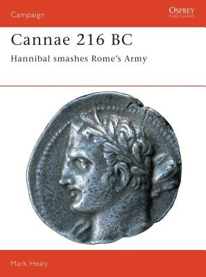 Cannae 216 BC by Mark Healy