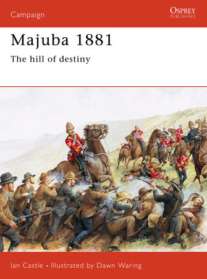 Majuba 1881 by