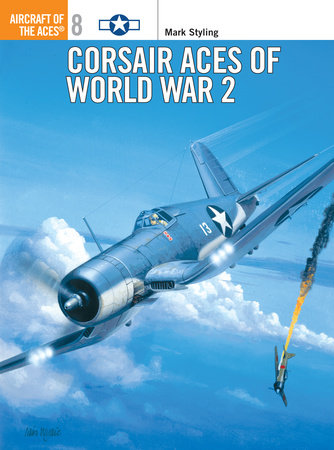 Corsair Aces of World War 2 by