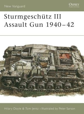 Sturmgeschütz III Assault Gun 1940-42 by