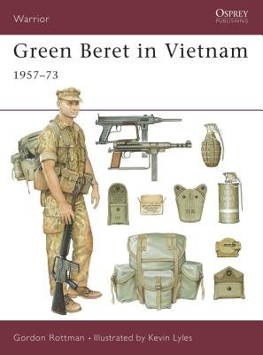 Green Beret in Vietnam by