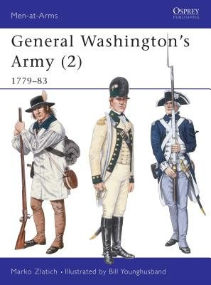 General Washington's Army (2) by Marko Zlatich