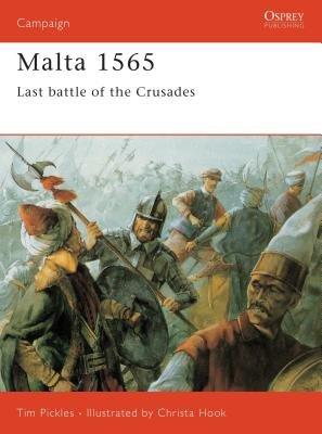 Malta 1565 by Tim Pickles