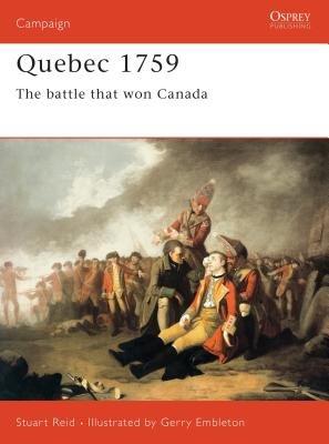 Quebec 1759 by Stuart Reid