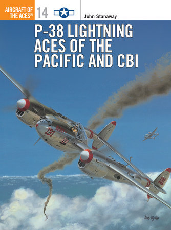 P-38 Lightning Aces of the Pacific and CBI by