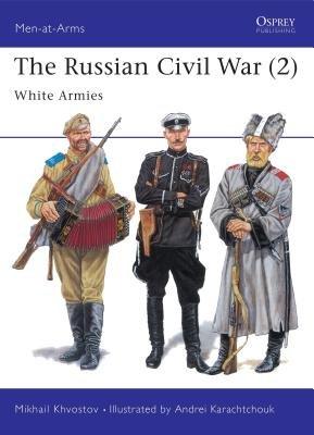 The Russian Civil War (2) by Mikhail Khvostov