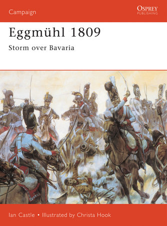 Eggmühl 1809 by