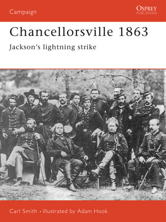 Chancellorsville 1863 by