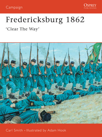 Fredericksburg 1862 by Carl Smith