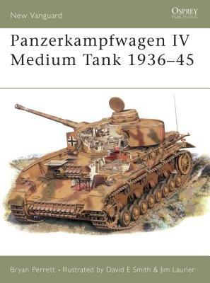 Panzerkampfwagen IV Medium Tank 1936-45 by
