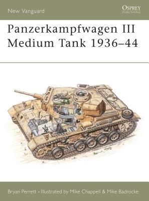 Panzerkampfwagen III Medium Tank 1936-44 by