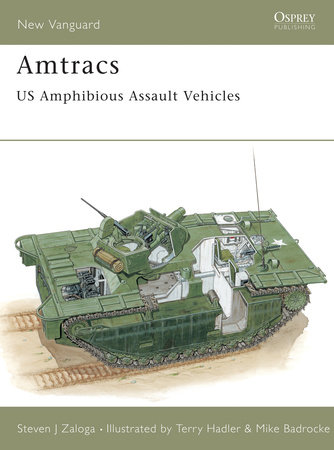 Amtracs US Amphibious Assault Vehicles by