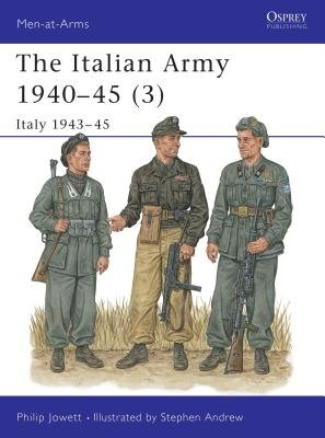 The Italian Army 1940-45 (3) by