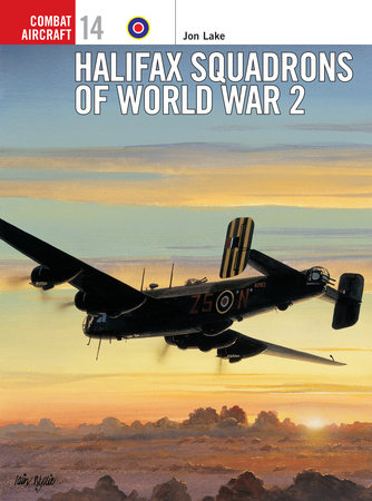 Halifax Squadrons of World War 2 by