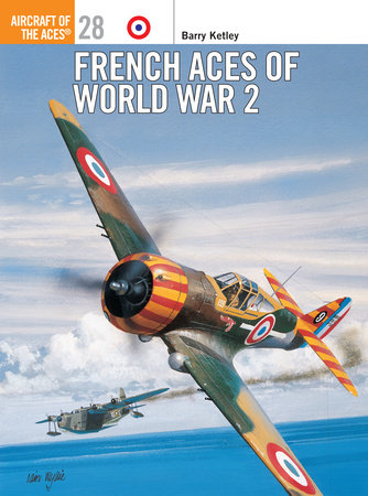 French Aces of World War 2 by