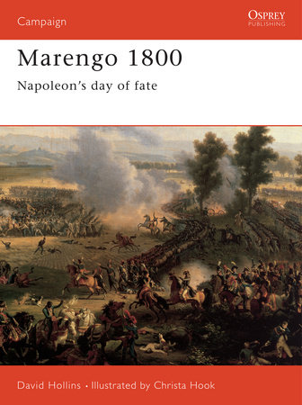 Marengo 1800 by David Hollins