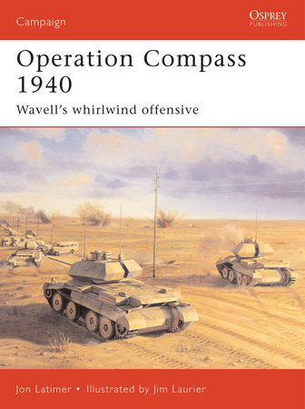 Operation Compass 1940 by