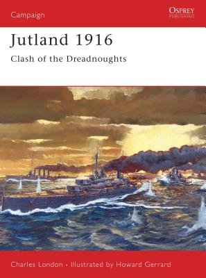 Jutland 1916 by Charles London