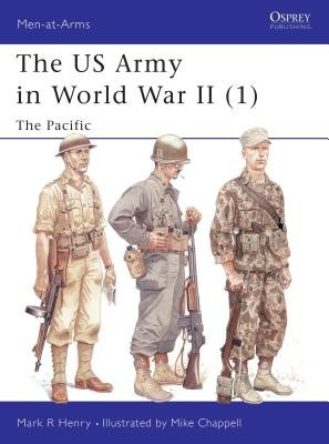 The US Army in World War II (1) by