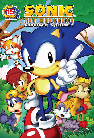 Sonic the Hedgehog Archives 1 by