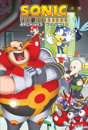 Sonic the Hedgehog Archives 2 by