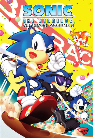 Sonic the Hedgehog Archives 3 by Sonic Scribes
