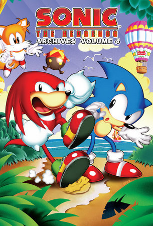 Sonic the Hedgehog Archives 4 by Sonic Scribes