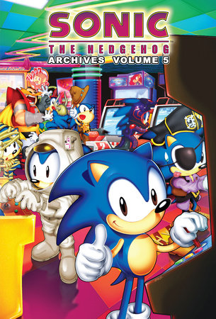 Sonic the Hedgehog Archives 5 by