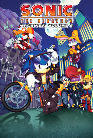 Sonic the Hedgehog Archives 6 by Sonic Scribes