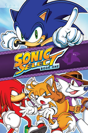 Sonic Select Book 1 by Sonic Scribes