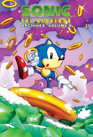 Sonic the Hedgehog Archives 9 by Sonic Scribes