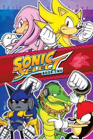 Sonic Select Book 2 by