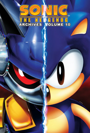 Sonic the Hedgehog Archives 7 by