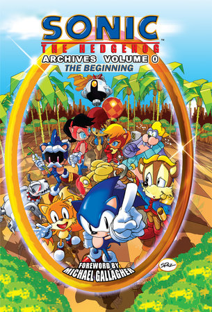 Sonic the Hedgehog Archives 0 by
