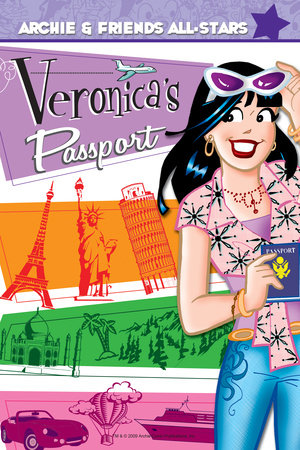 Veronica's Passport by